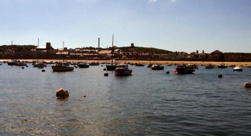 St Marys Harbour Moorings