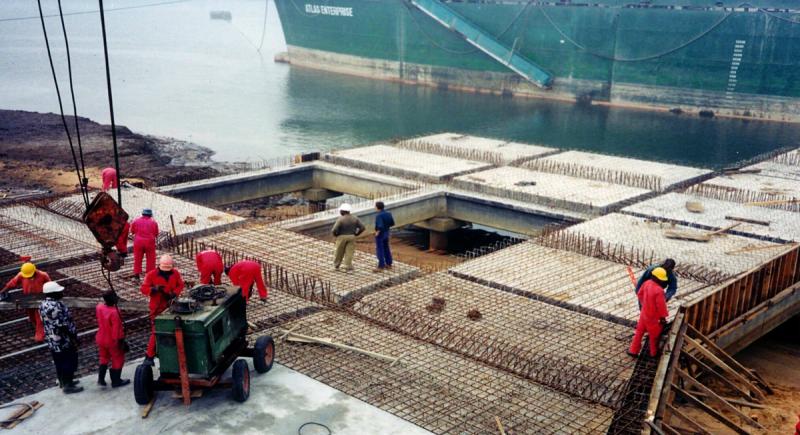 Onne Cement Terminal