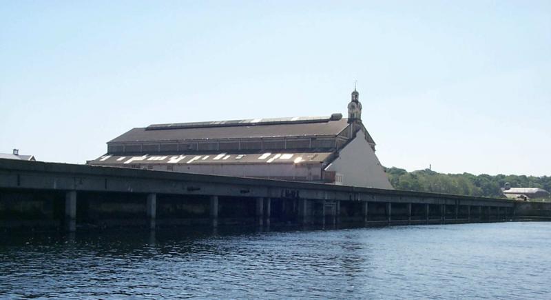 Chatham Dockyard Survey