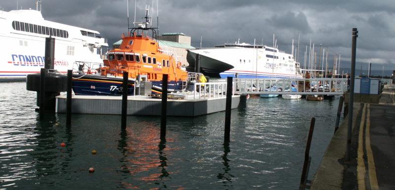Weymouth Lifeboat Pier