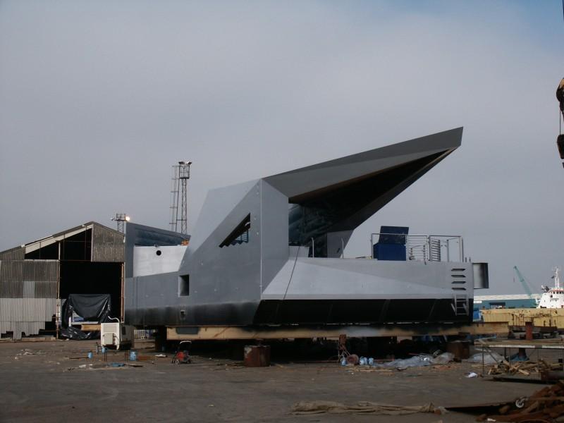 Millbank Millennium Pier Launch