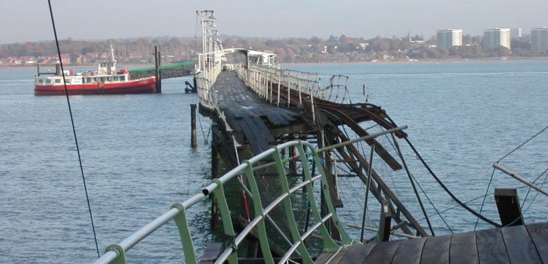 Hythe Pier Repair