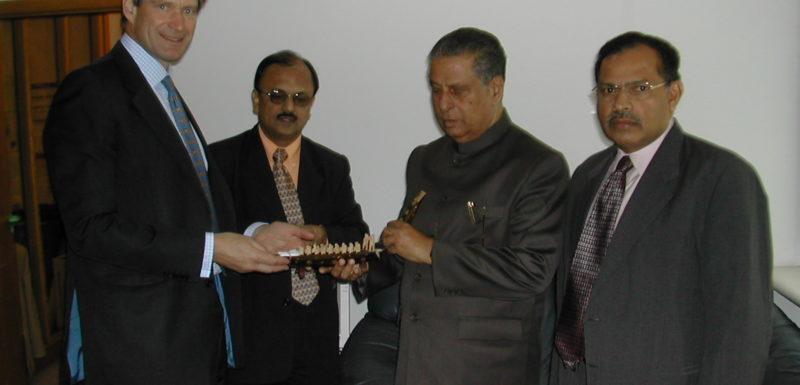 Kerala Delegation Visit