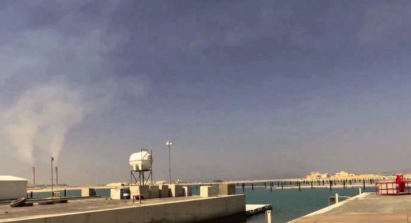 Al Khiran Marina