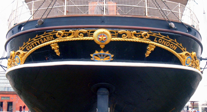 Cutty Sark Preservation