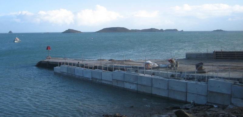 Higher Town Quay Refurbishment