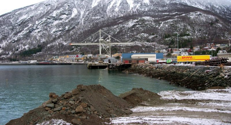 Narvik Container Terminal Review