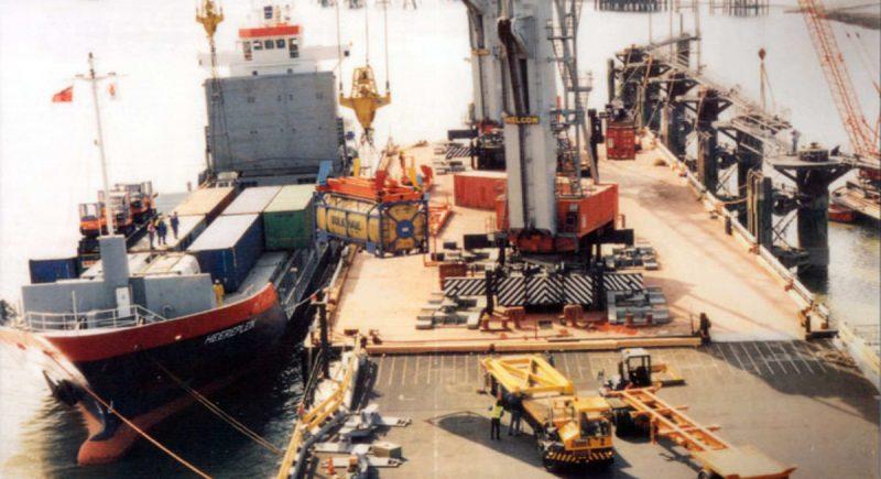 Dartford Container Terminal