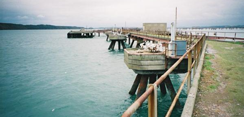 Milford Haven LNG Terminal