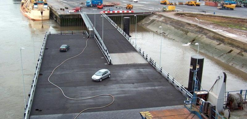 Radicatel Freight Ferry Terminal