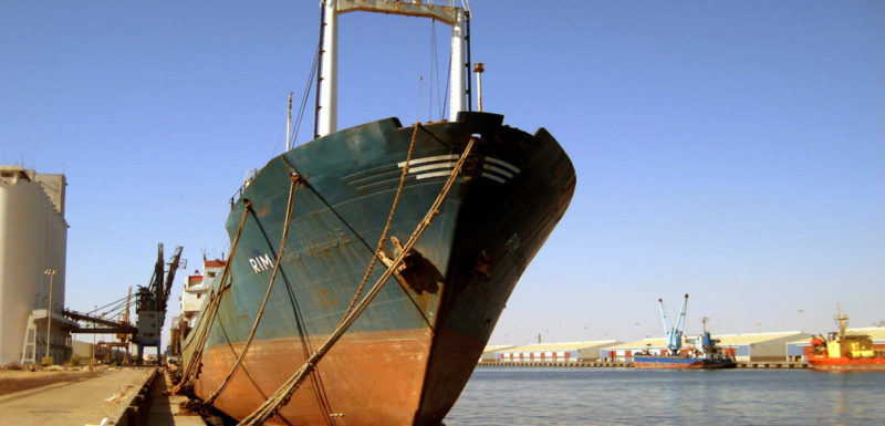 Misurata Port Extension