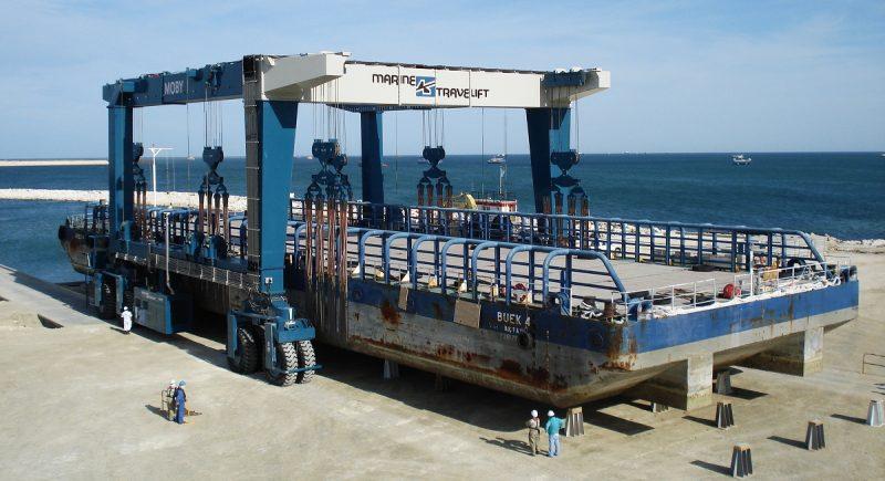 Atash Ship Lift Design