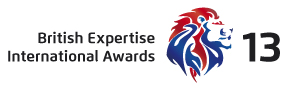 Beckett Rankine supports British Expertise International Awards 2013