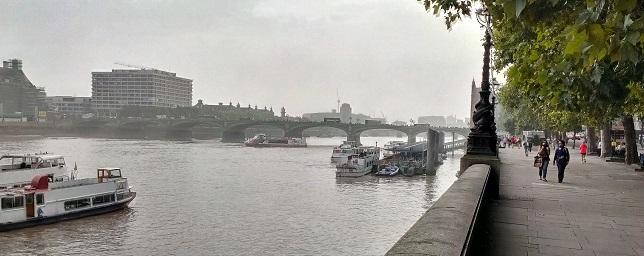 Preserving London's River Piers