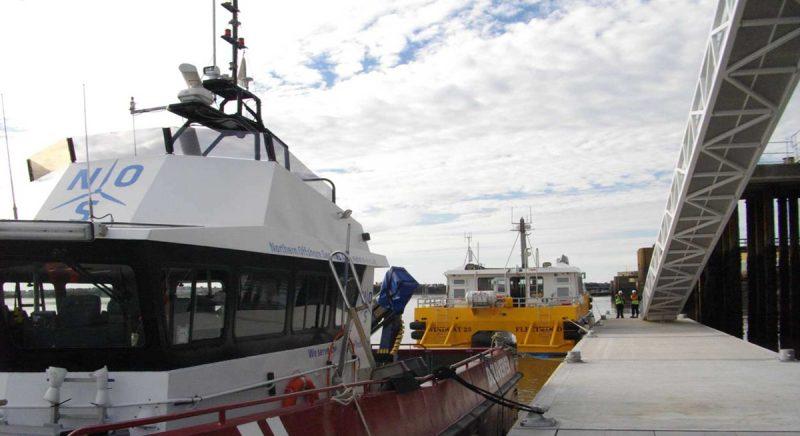 Dockmaster Pontoon