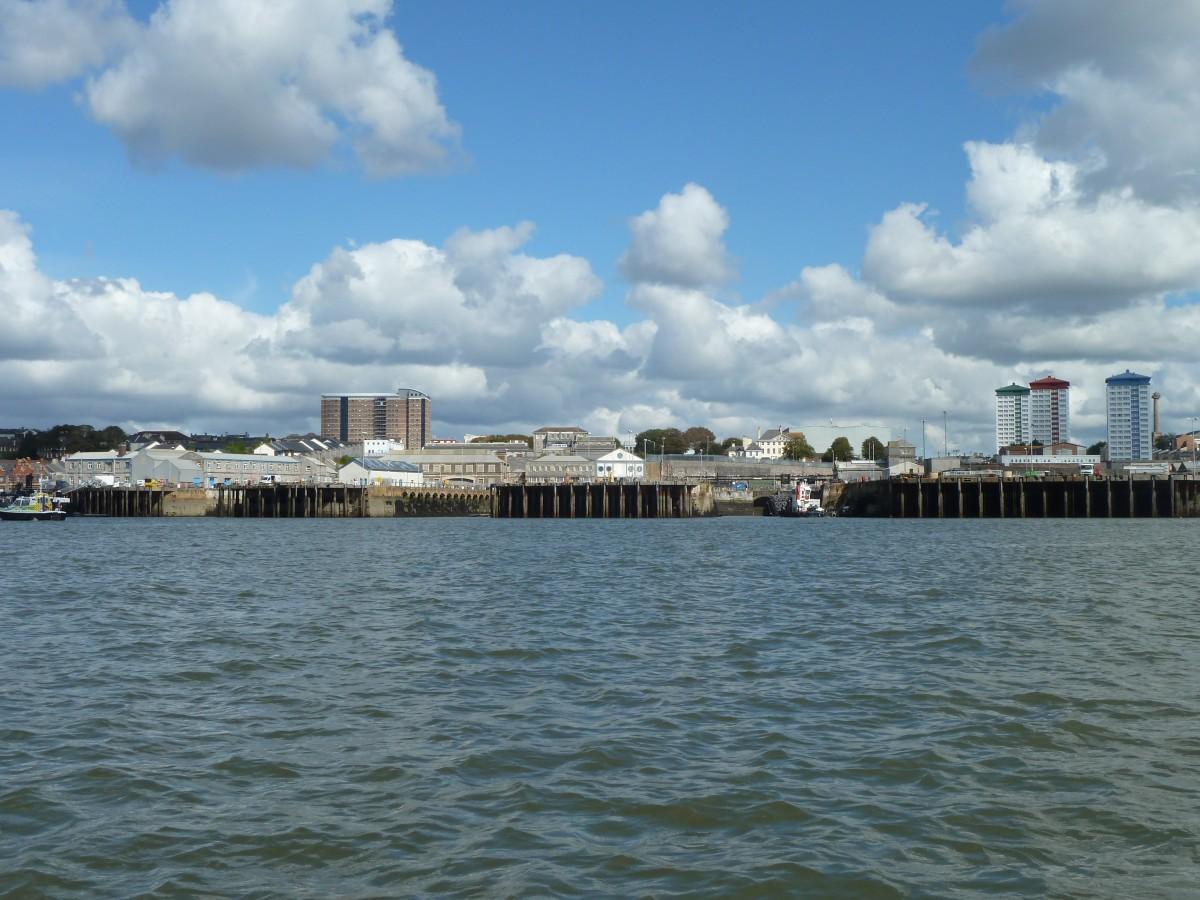 Plymouth Docks Masterplan