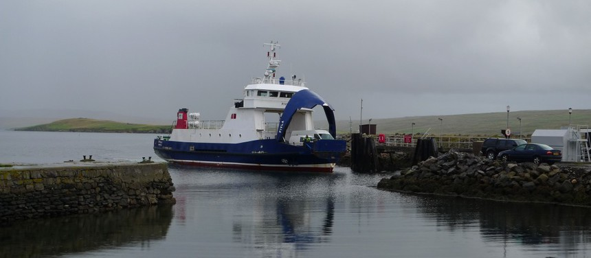 Shetland Inter-Island Transport Study