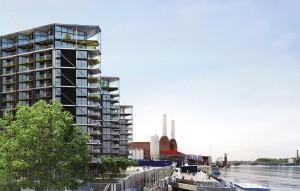 The Riverlight Development