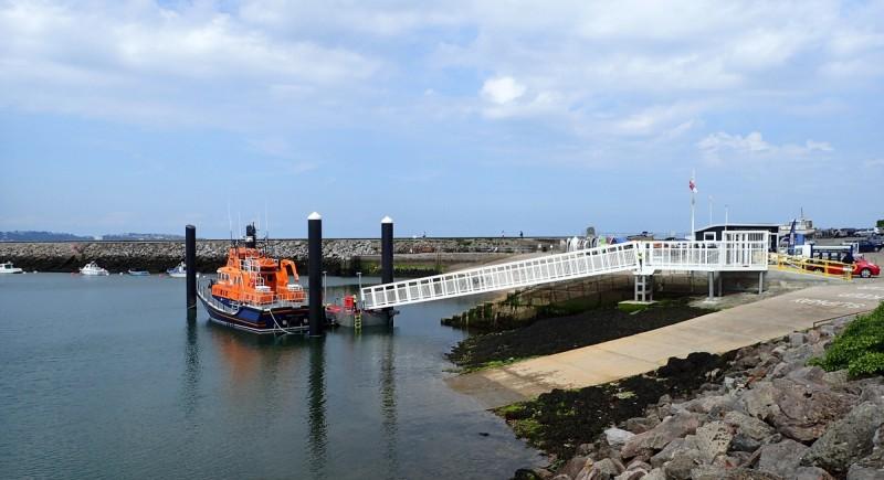 RNLI Torbay Lifeboat Berth