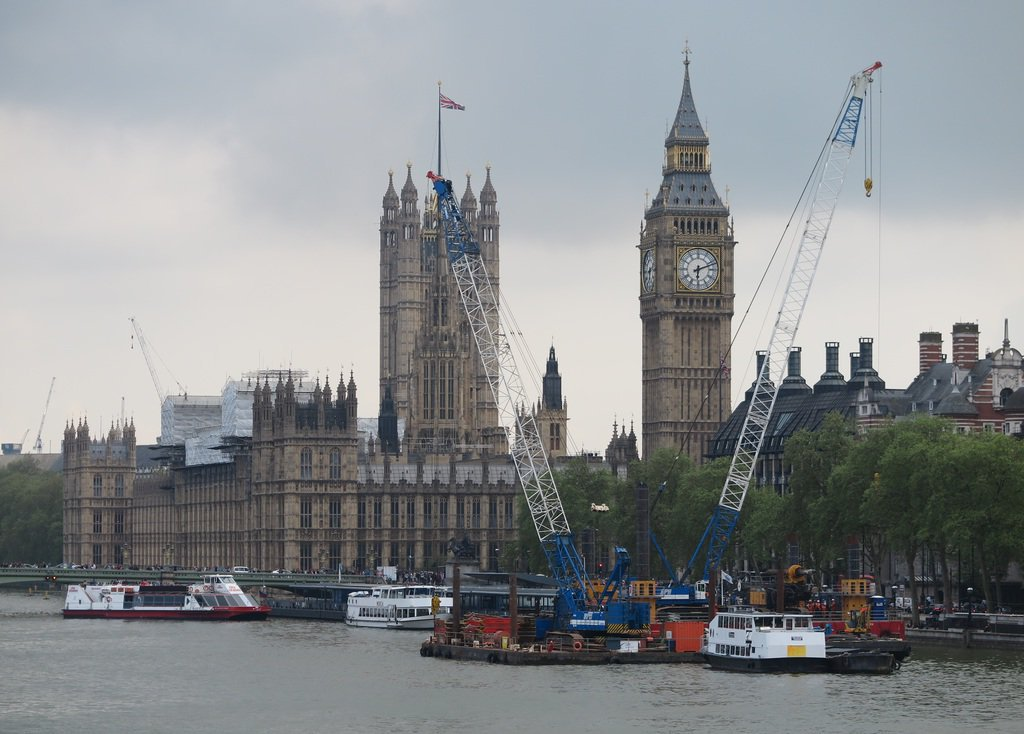 Westminster Pier Extension