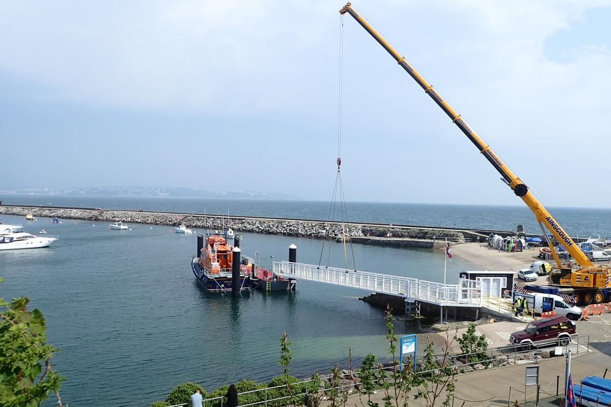 Torbay Lifeboat Station
