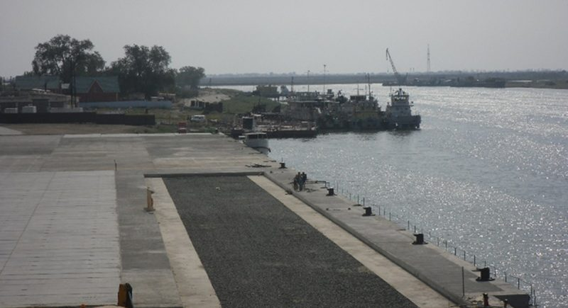 Atyrau River Port