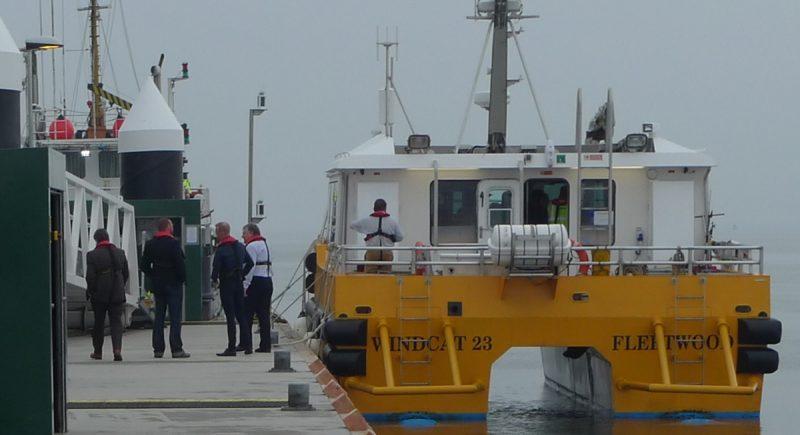 Barrow WoDS Crew Transfer