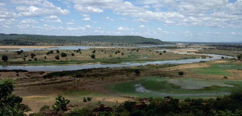 River Benue Dredging