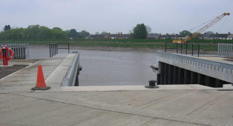 Crab Marsh Wet Dock