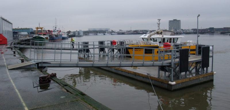 Grimsby Crew Transfer