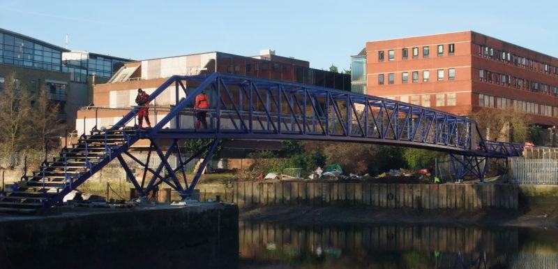 Lot's Ait Bridge