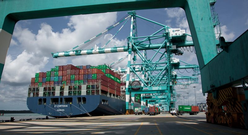 PTP Container Port