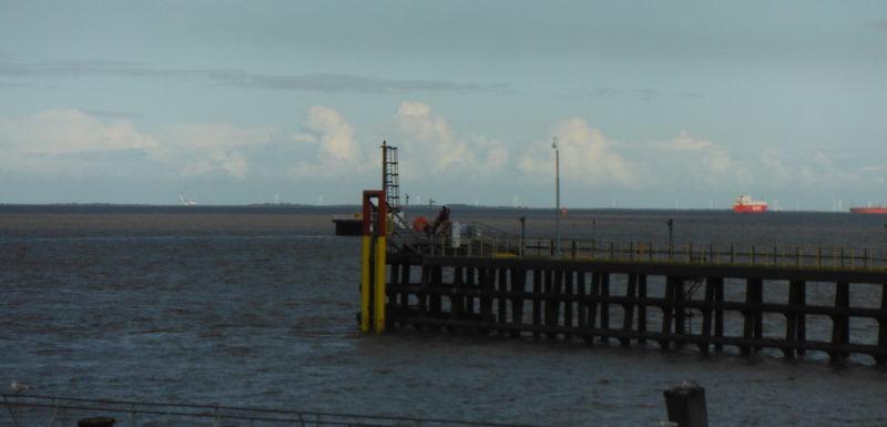 Grimsby Jetty Ladder
