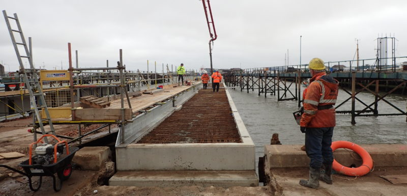 Grimsby Shipyard Upgrade