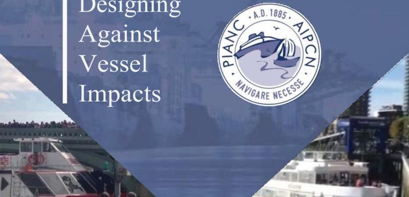 Designing against vessel impacts
