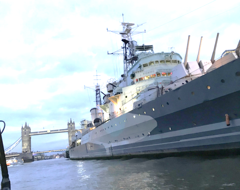 Happy Birthday HMS Belfast!