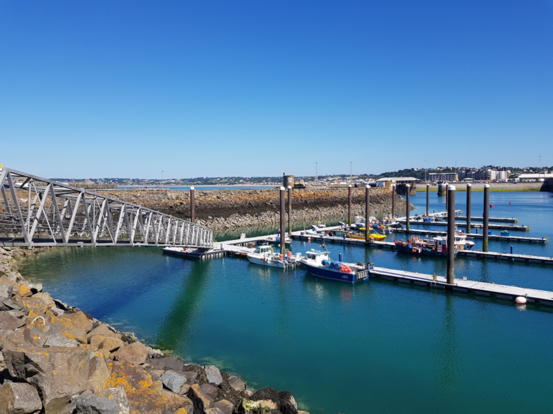Marinas of the Channel Islands