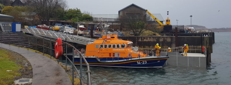 OBAN LIFEBOAT STATION