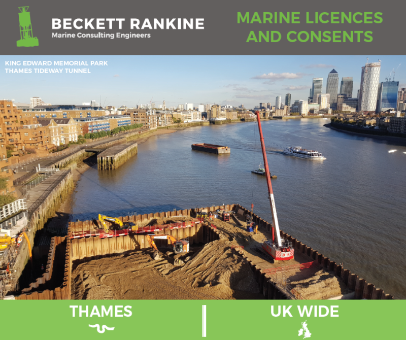 Guide to Marine Licences and Consents