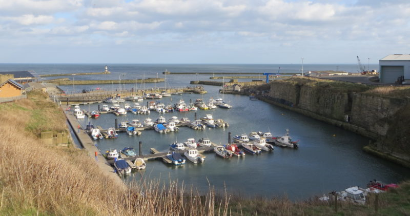 Seaham Harbour Marina wins Planning Excellence Award