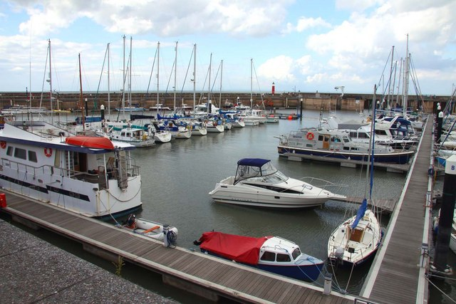 Watchet Marina Development
