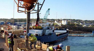 Alderney Commercial Quay